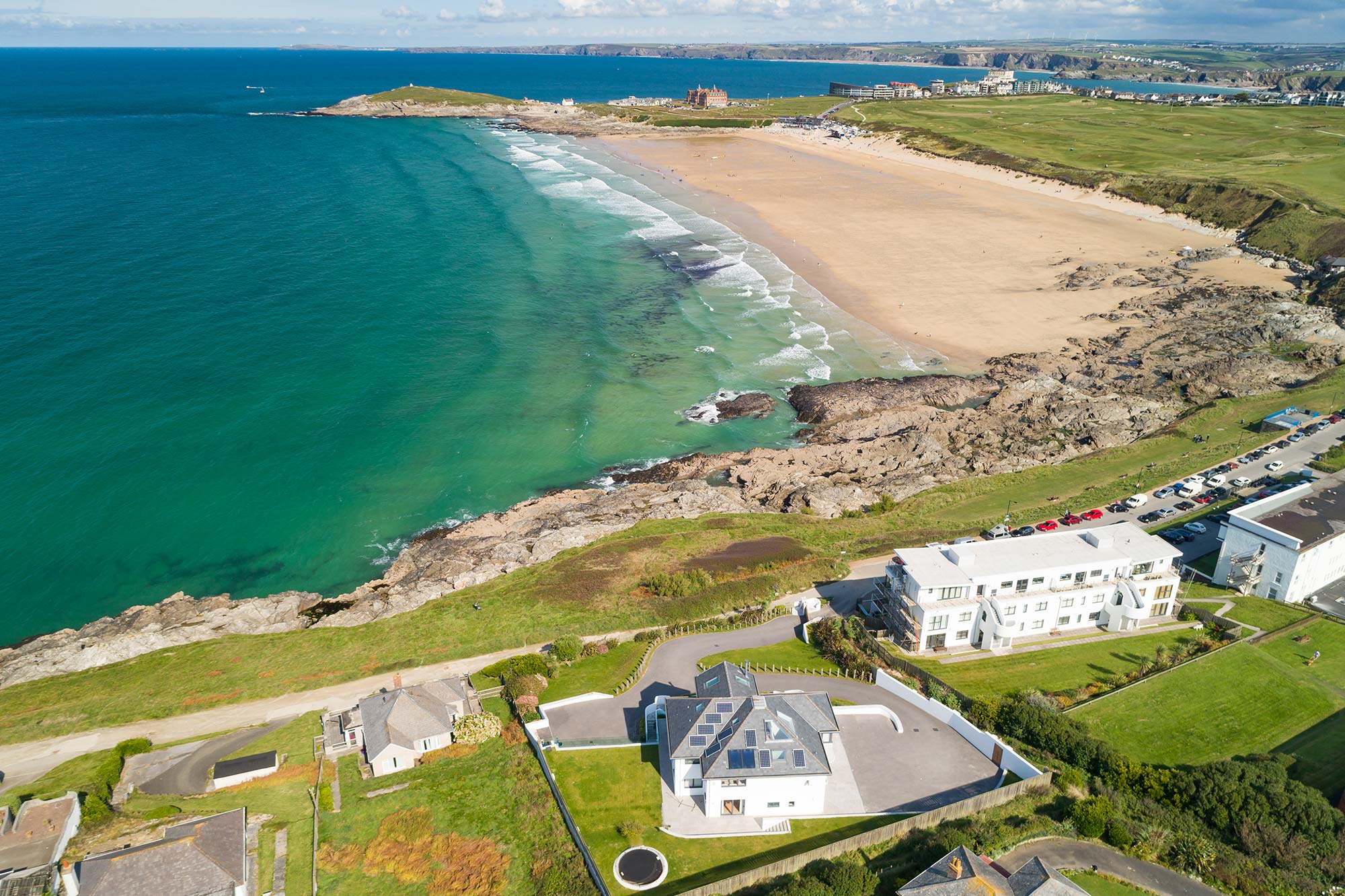 Aerial Property Photography Cornwall 63