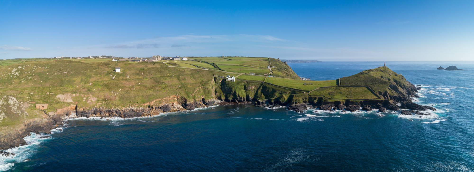 Aerial Property Photography Cornwall 60