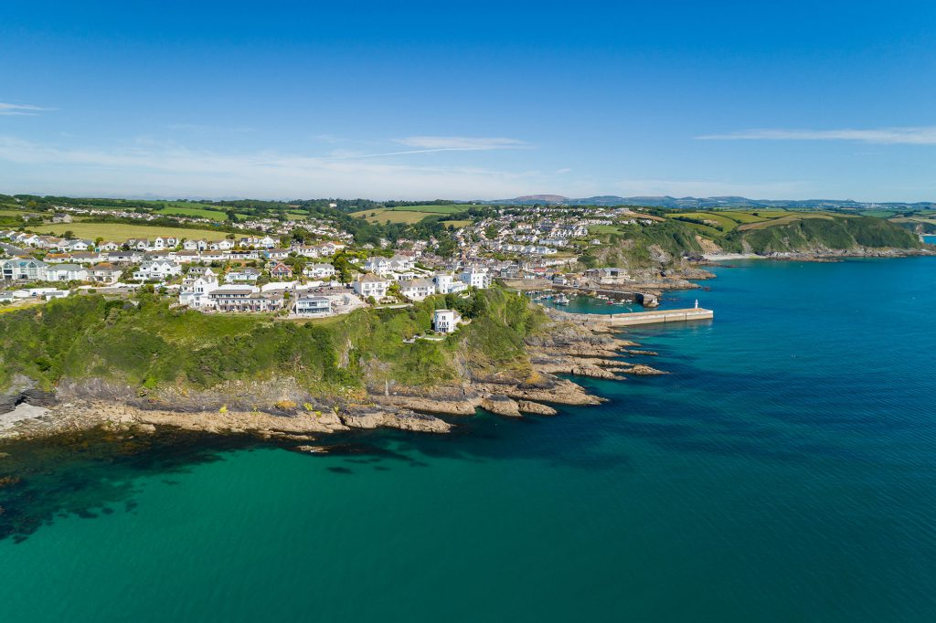 Aerial Property Photography Cornwall 58