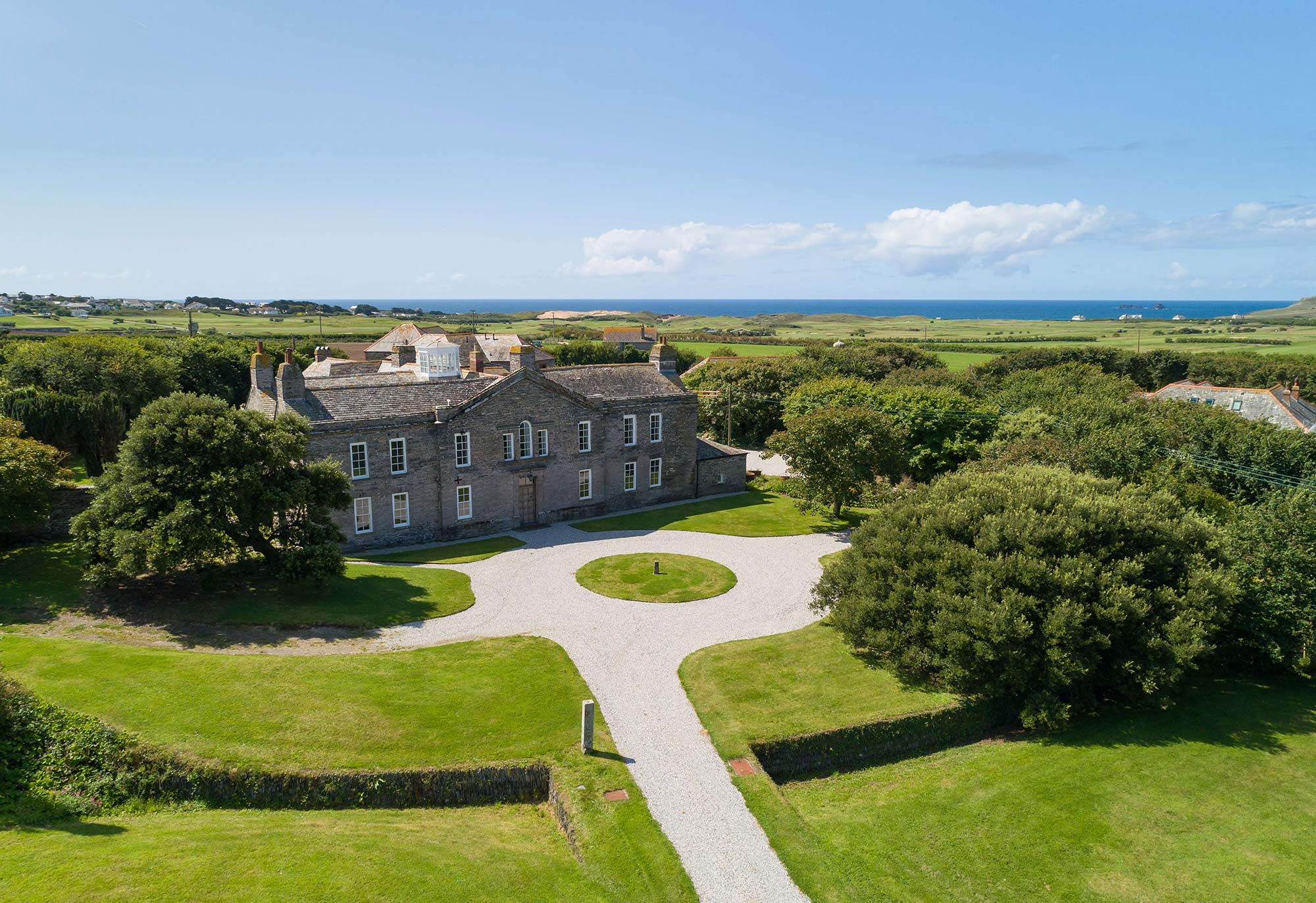 Aerial Property Photography Cornwall 54