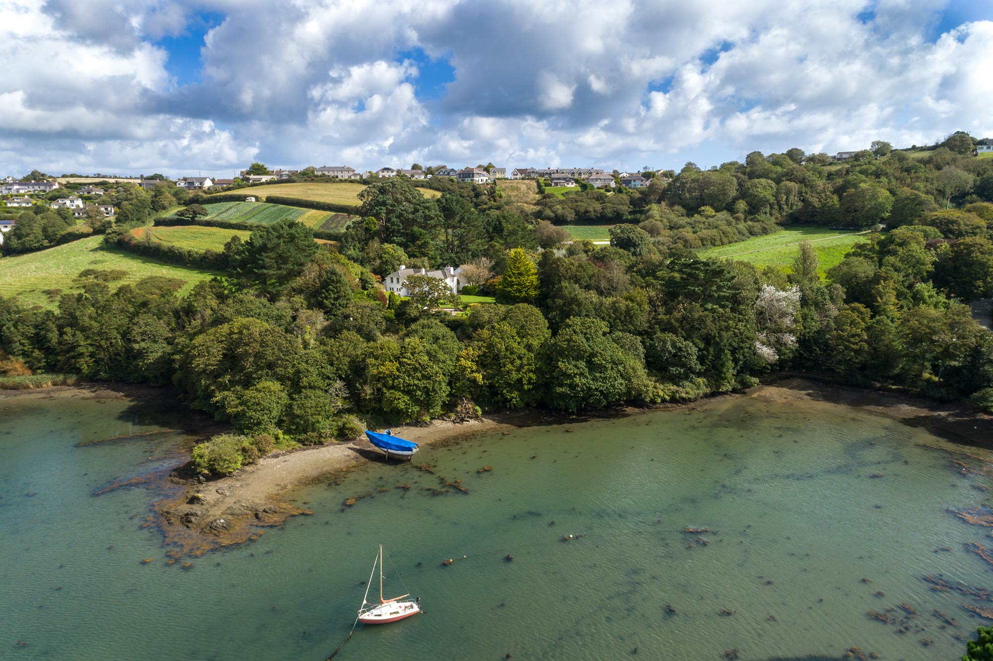 Aerial Property Photography Cornwall 51