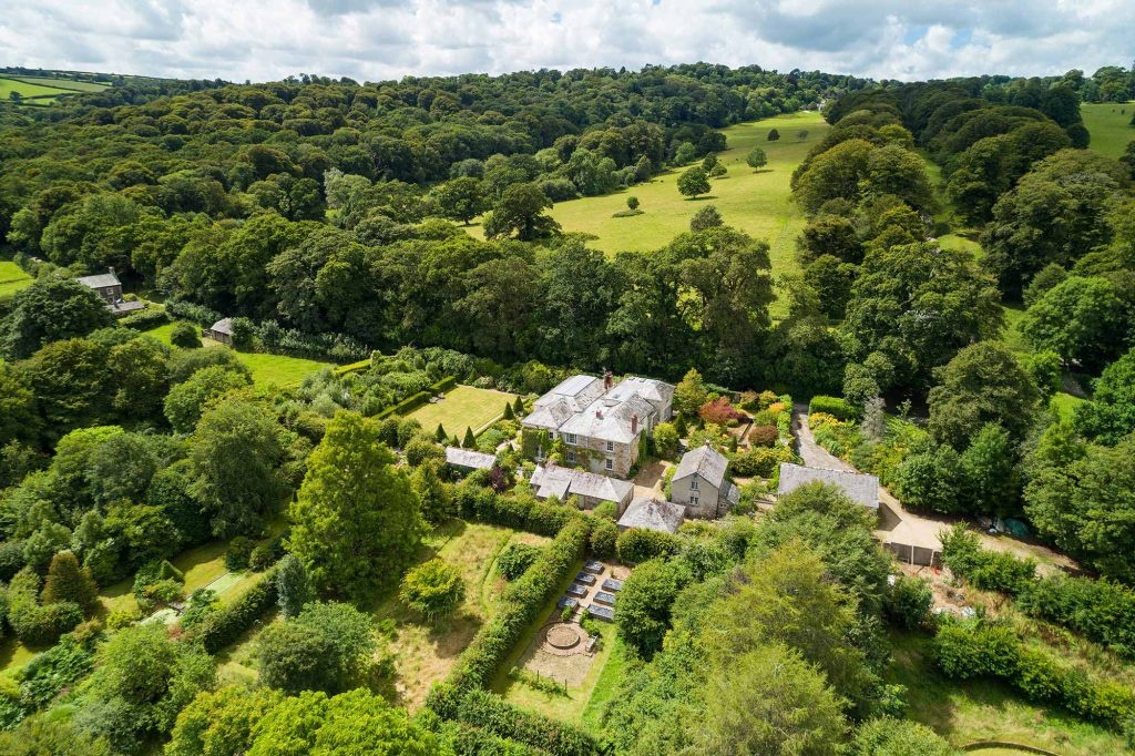 Aerial Property Photography Cornwall 49