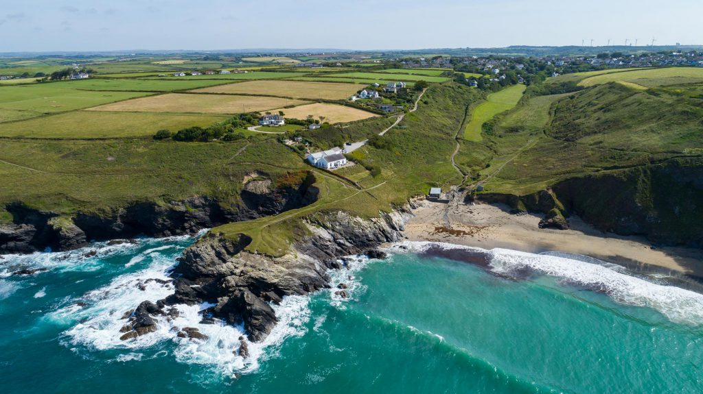 Aerial Property Photography Cornwall 45