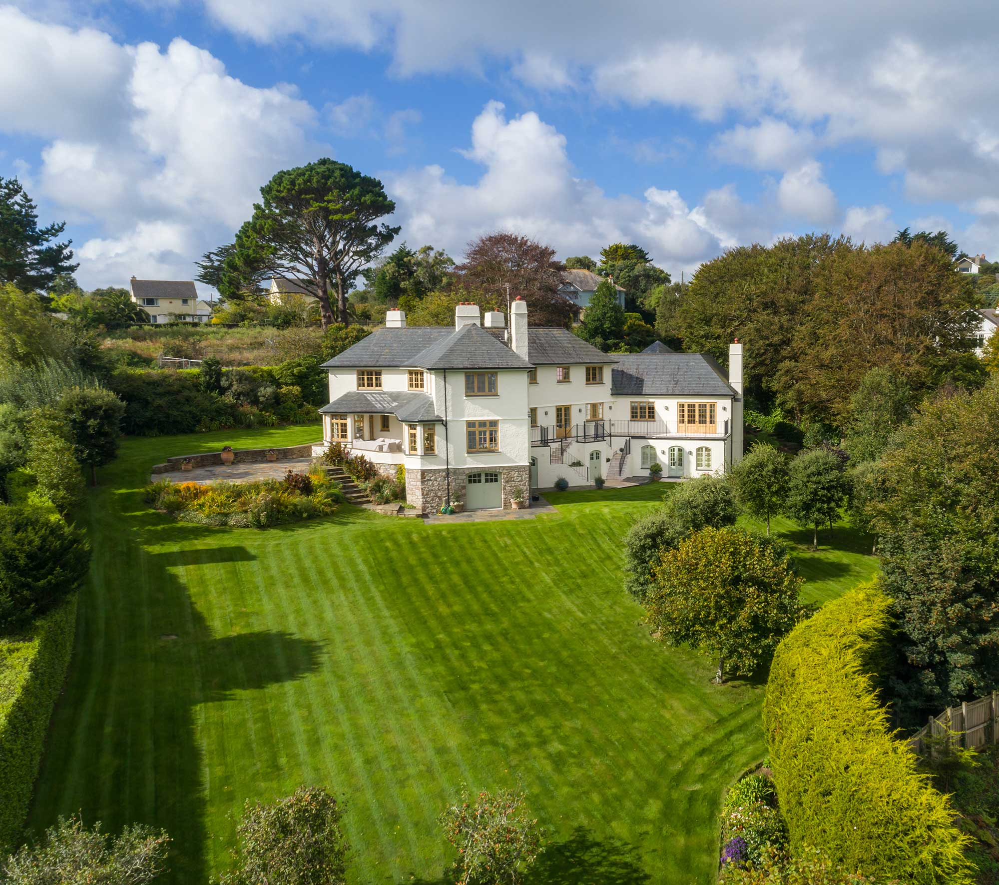 Aerial Property Photography Cornwall 43