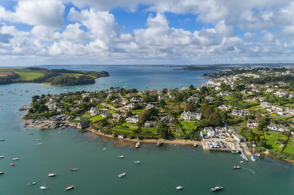 Aerial Property Photography Cornwall 42