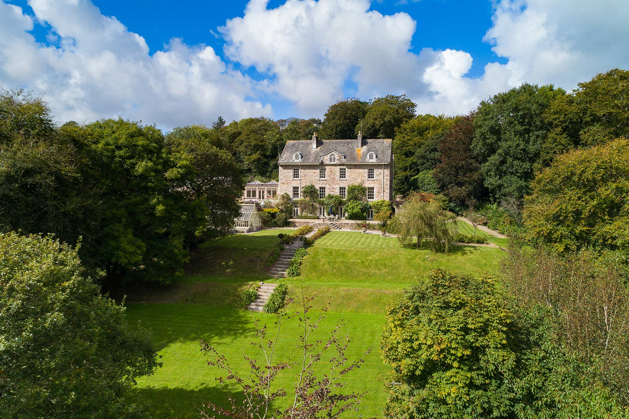 Aerial Property Photography Cornwall 39