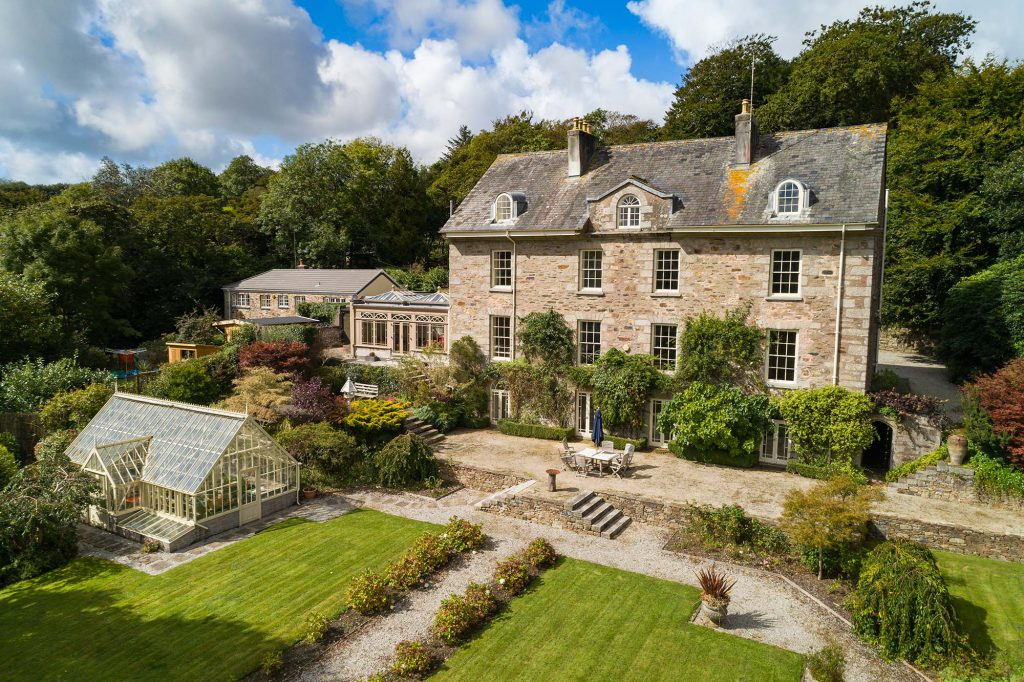 Aerial Property Photography Cornwall 38
