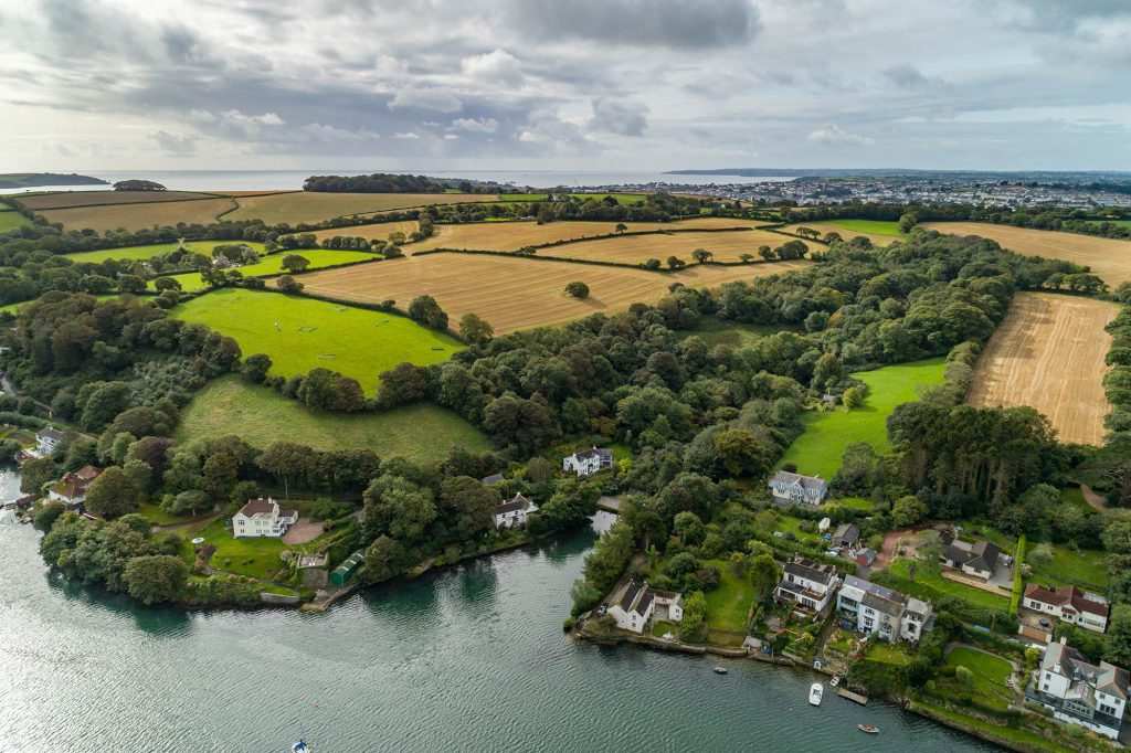 Aerial Property Photography Cornwall 37