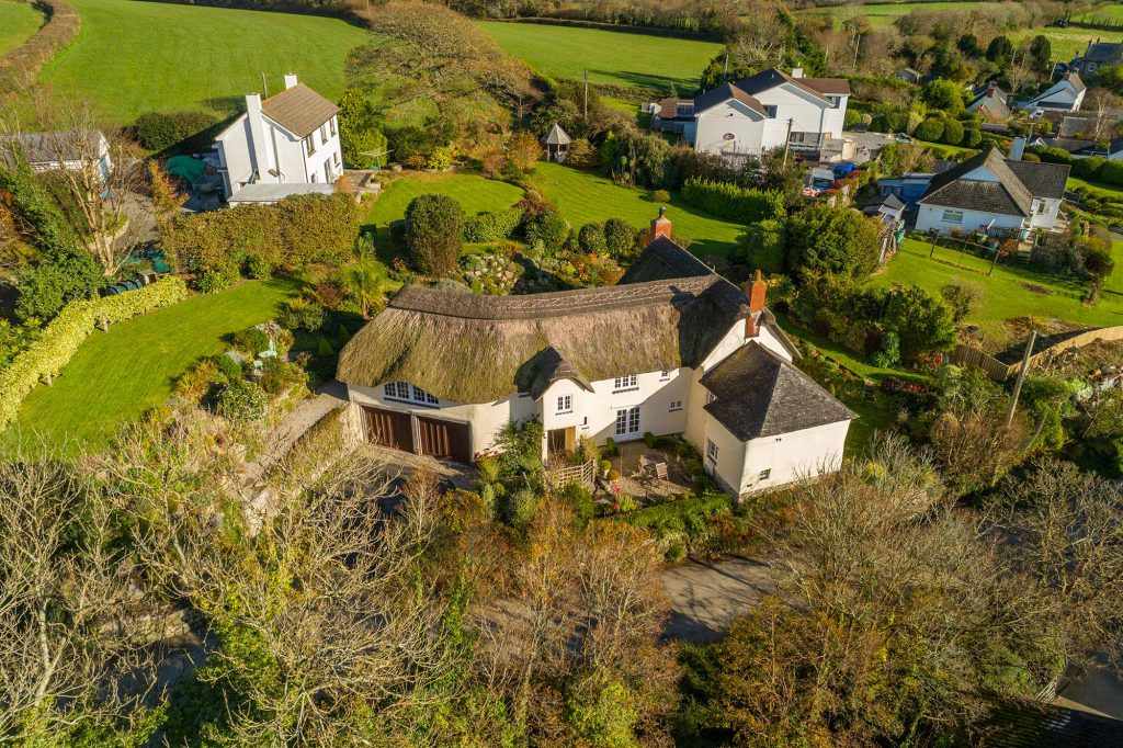 Aerial Property Photography Cornwall 34