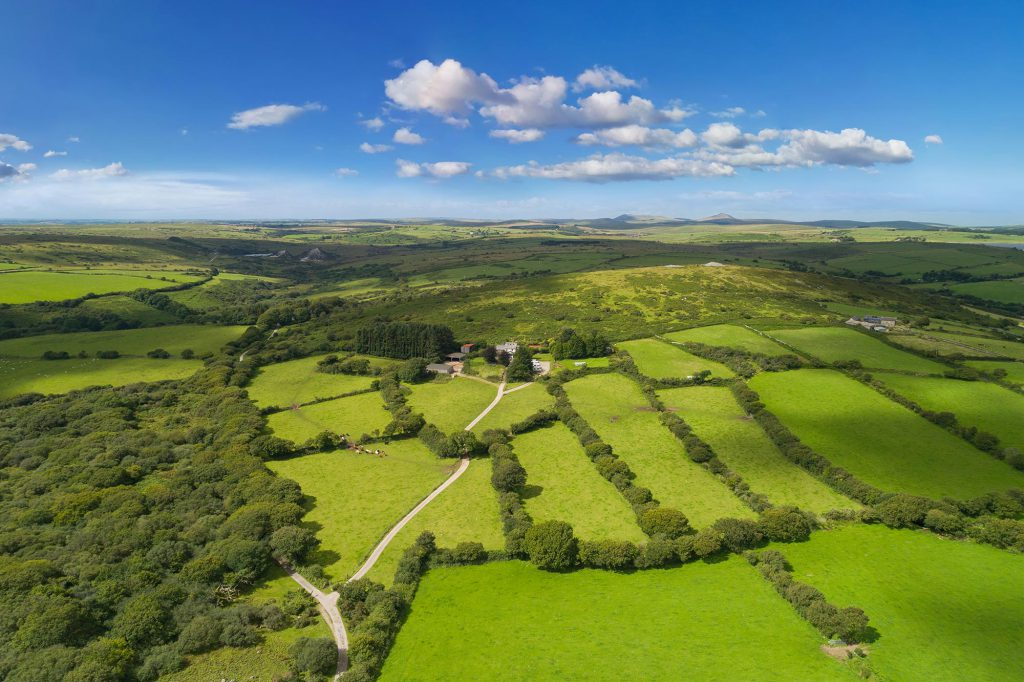Aerial Property Photography Cornwall 33