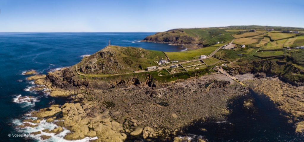 Aerial Property Photography Cornwall 31