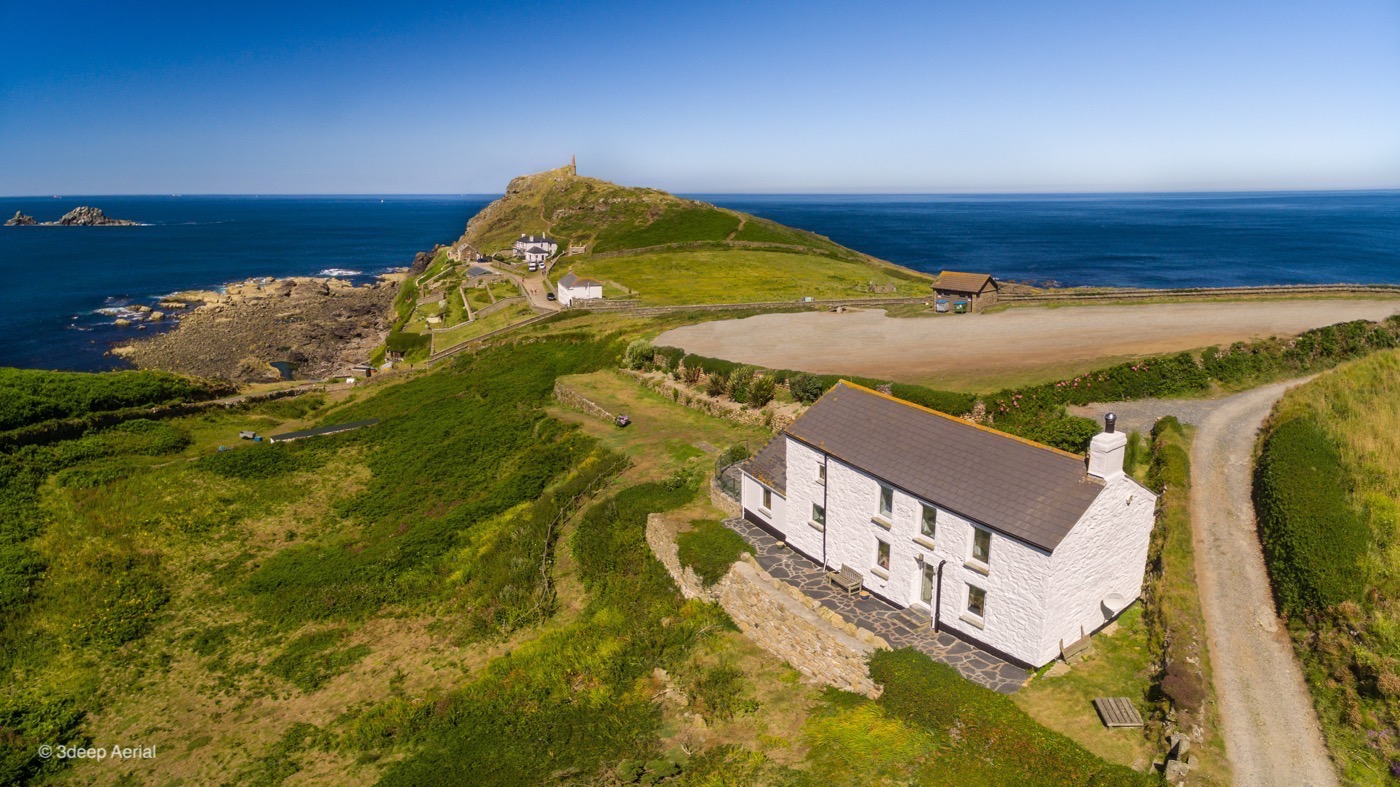 Aerial Property Photography Cornwall 29