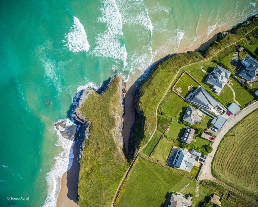 Aerial Property Photography Cornwall 27
