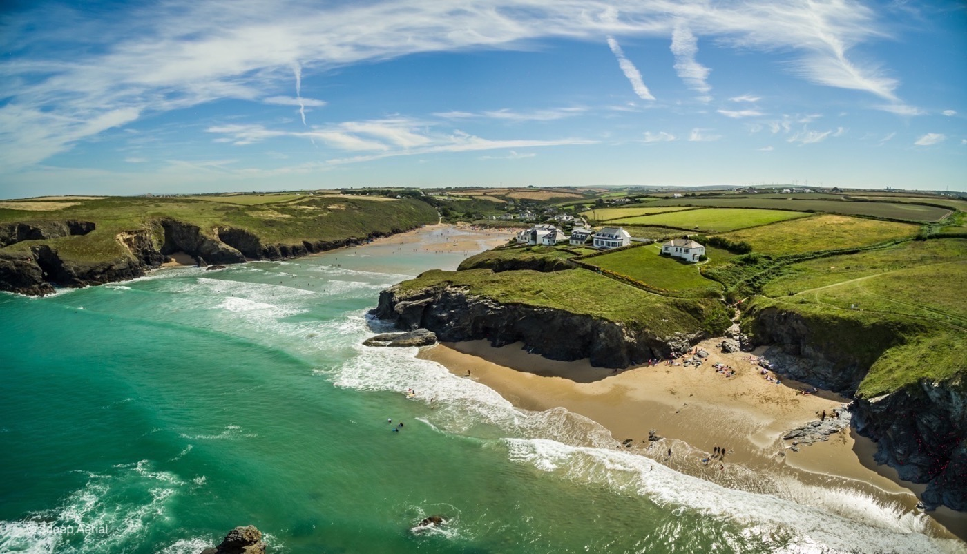 Aerial Property Photography Cornwall 26