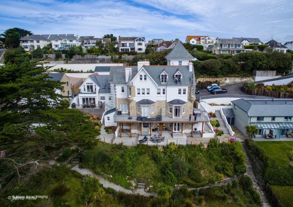 Aerial Property Photography Cornwall 21