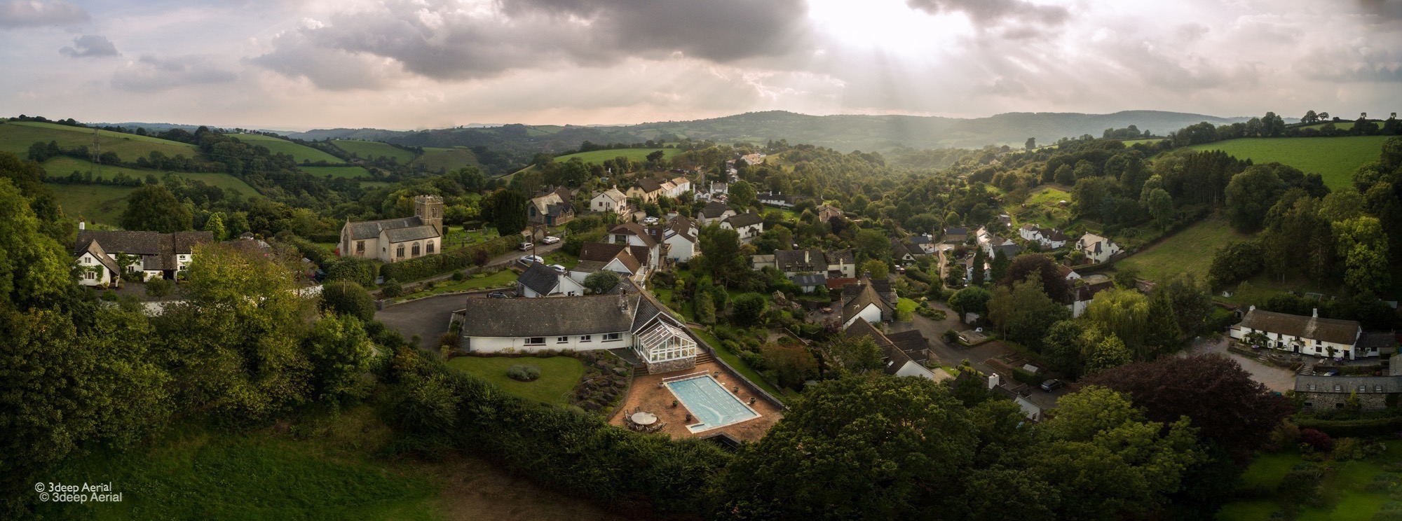 Aerial Property Photography Cornwall 20
