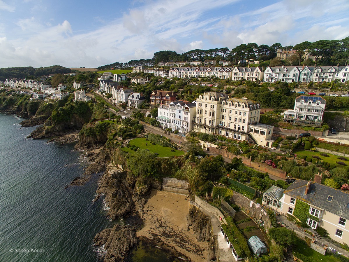 Aerial Property Photography Cornwall 14