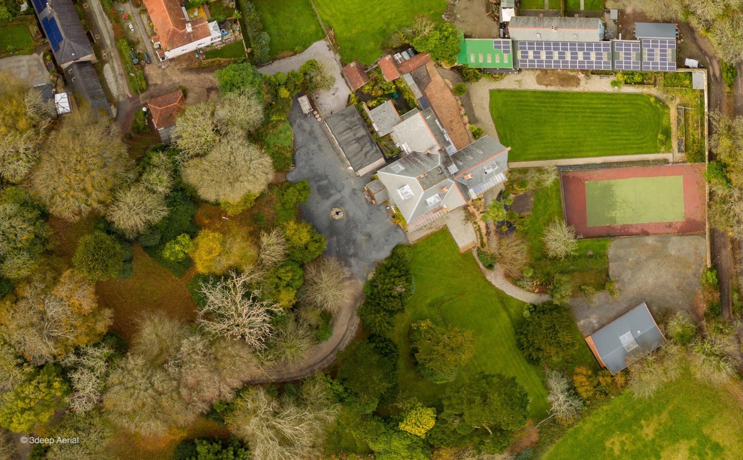 Aerial Property Photography Cornwall 06