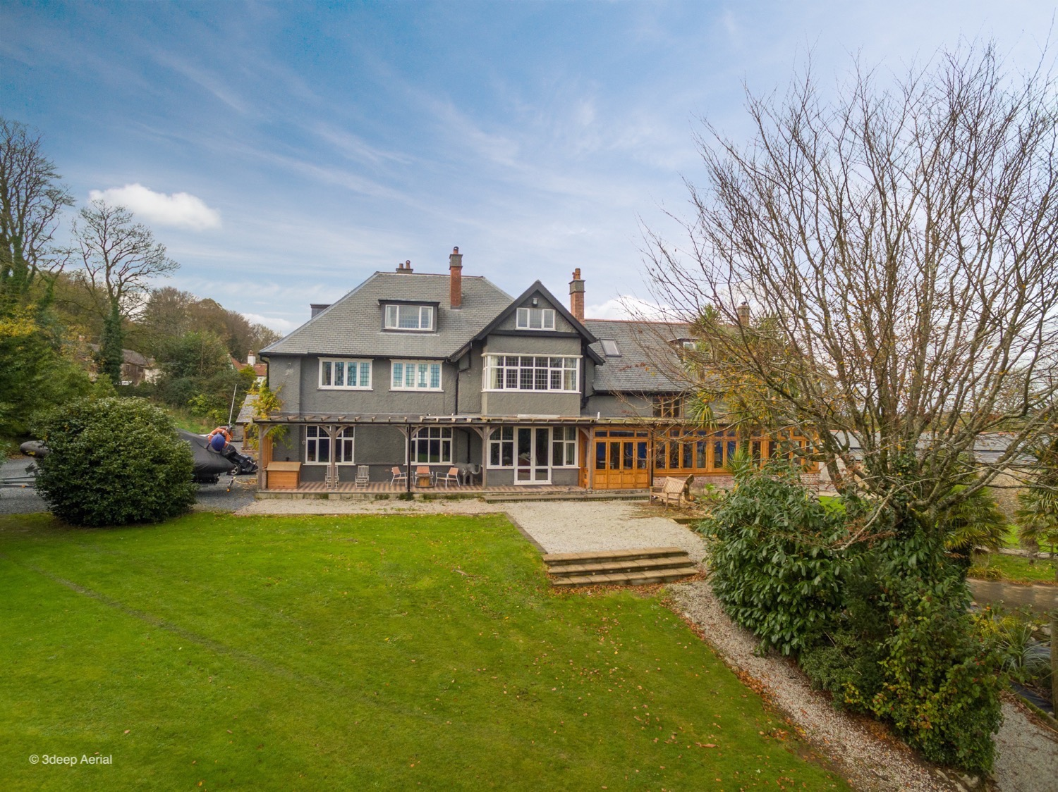 Aerial Property Photography Cornwall 03