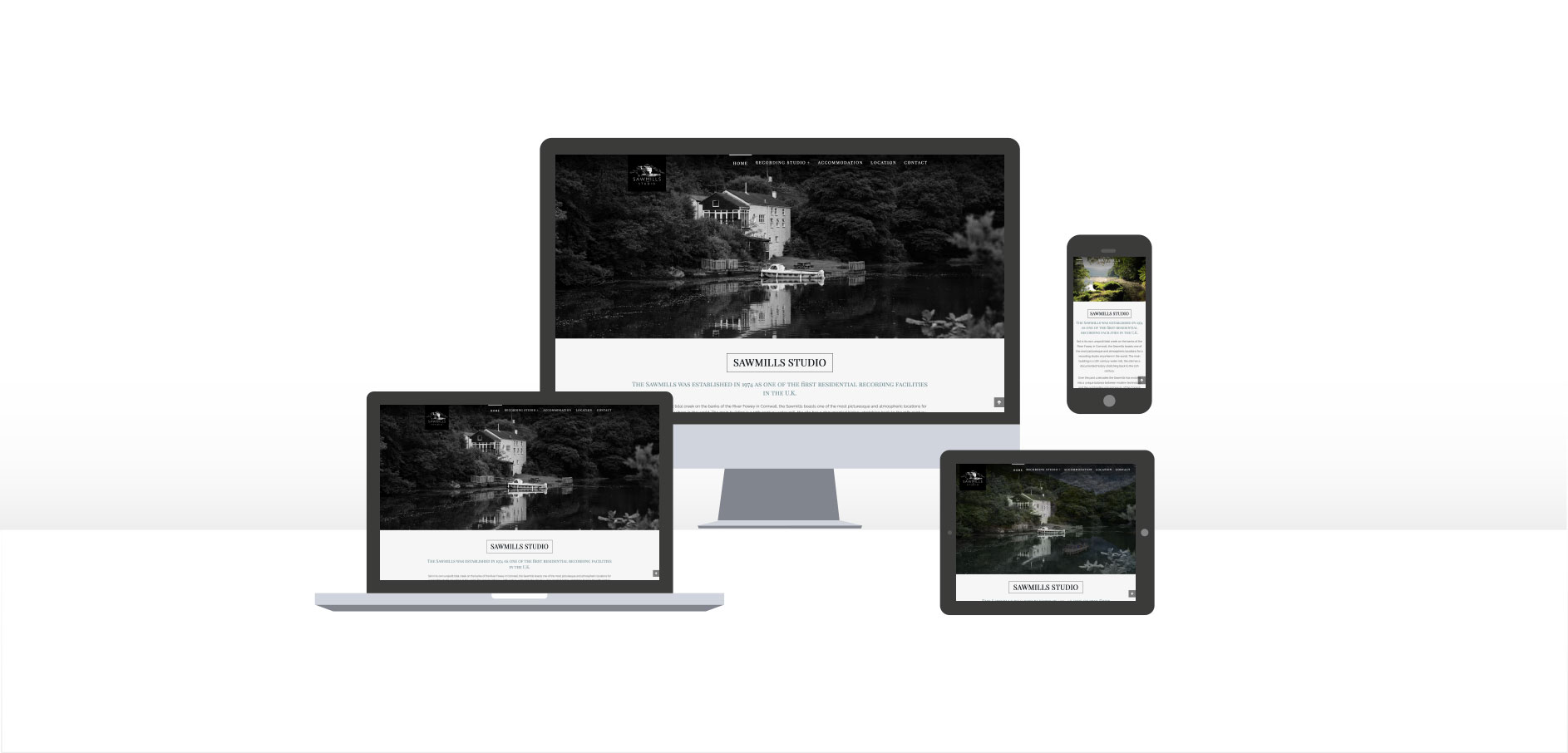 Wordpress Website Design Developement Cornwall