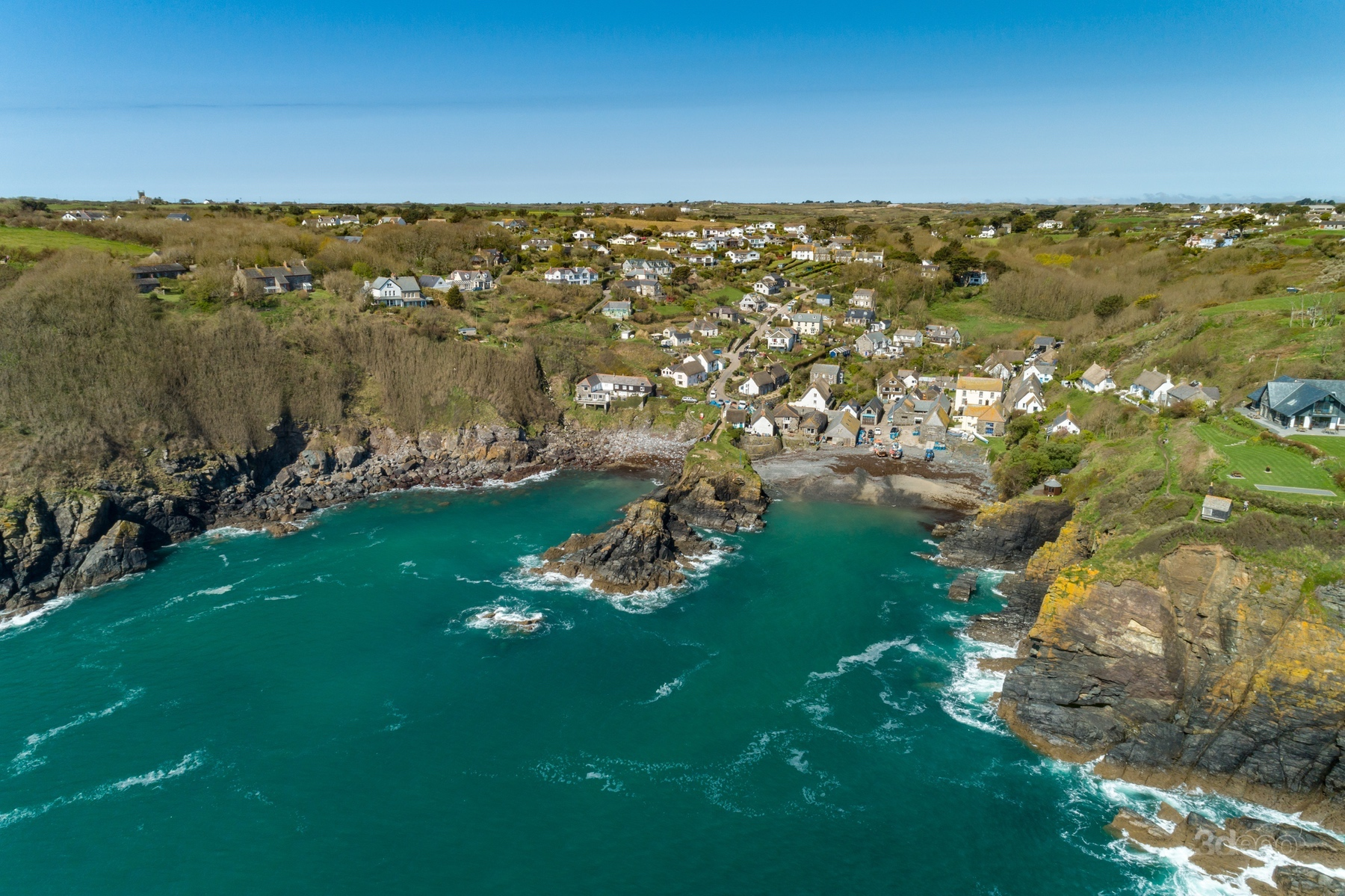 Aerial & Ground Based Photography Services Cornwall