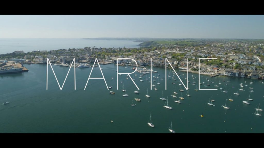 Marine Show Reel - A selection of the best aerial video of Cornwall captured by 3deep Media over the past year.